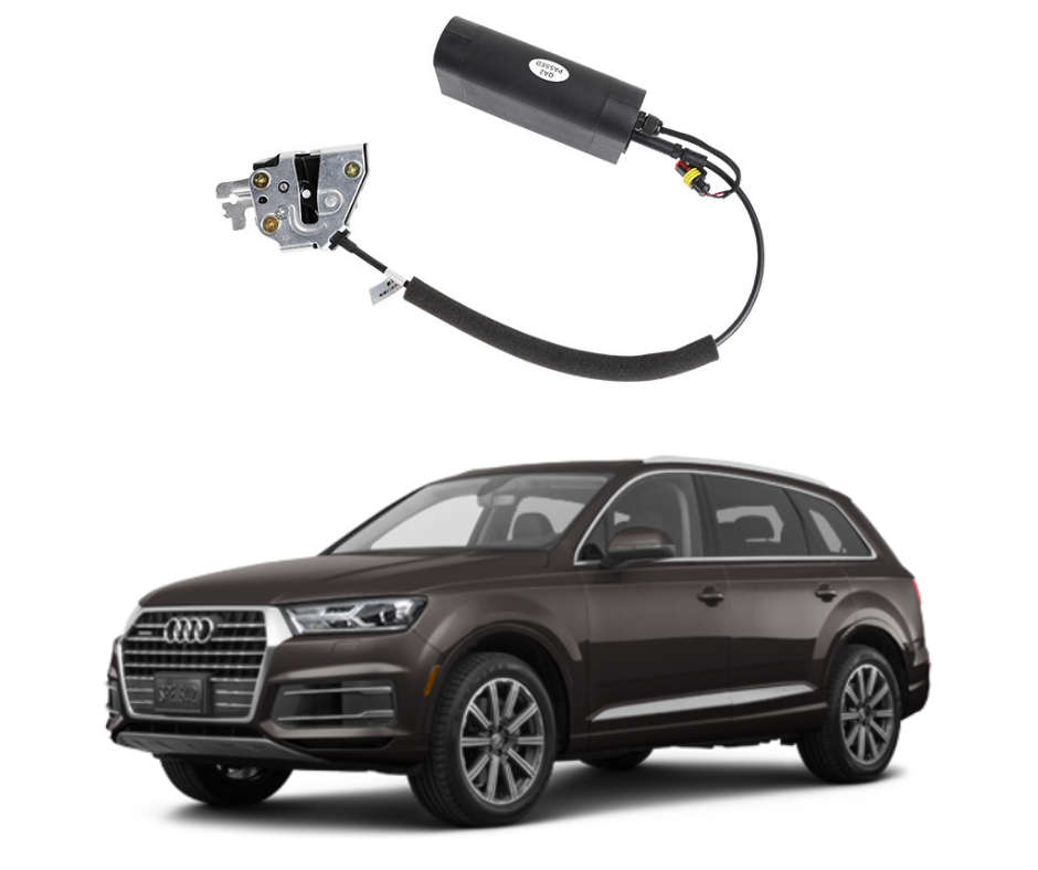 AUDI Q7 SOFT CLOSE CAR DOORS