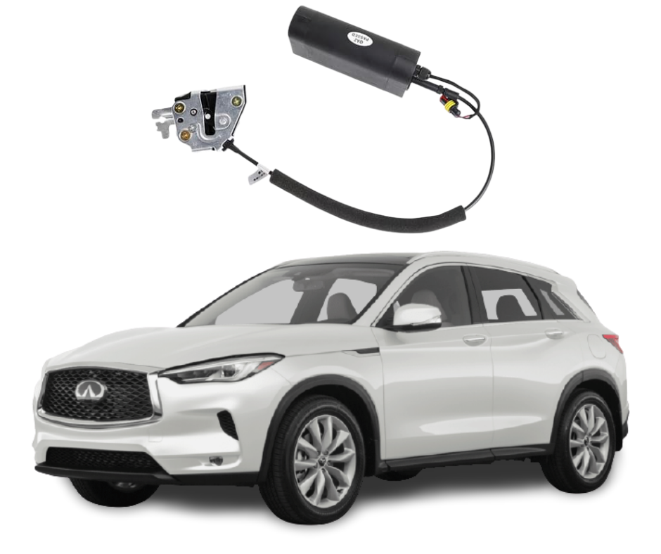 Infiniti QX50 Soft Close Car Doors
