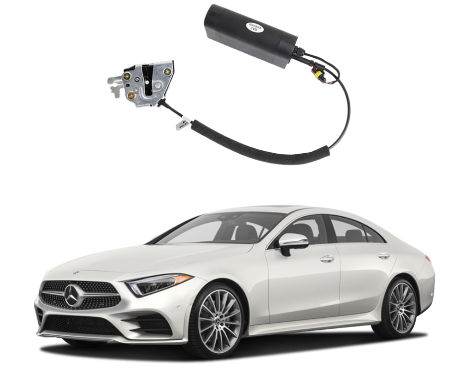 MERCEDES-BENZ CLS SOFT CLOSE CAR DOORS