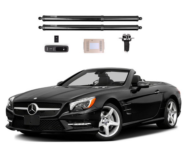 MERCEDES-BENZ SL SOFT CLOSE CAR DOORS