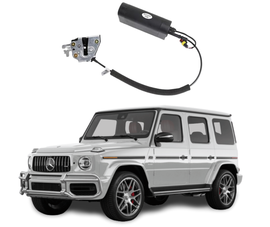 MERCEDES-BENZ G-CLASS SOFT CLOSE CAR DOORS