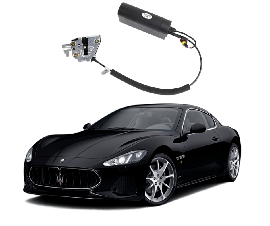 MASERATI GRANTURISMO SOFT CLOSE DOOR