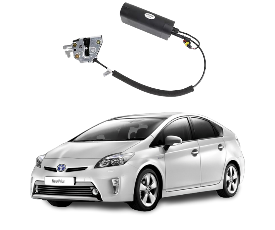 TOYOTA PRIUS SOFT CLOSE CAR DOORS