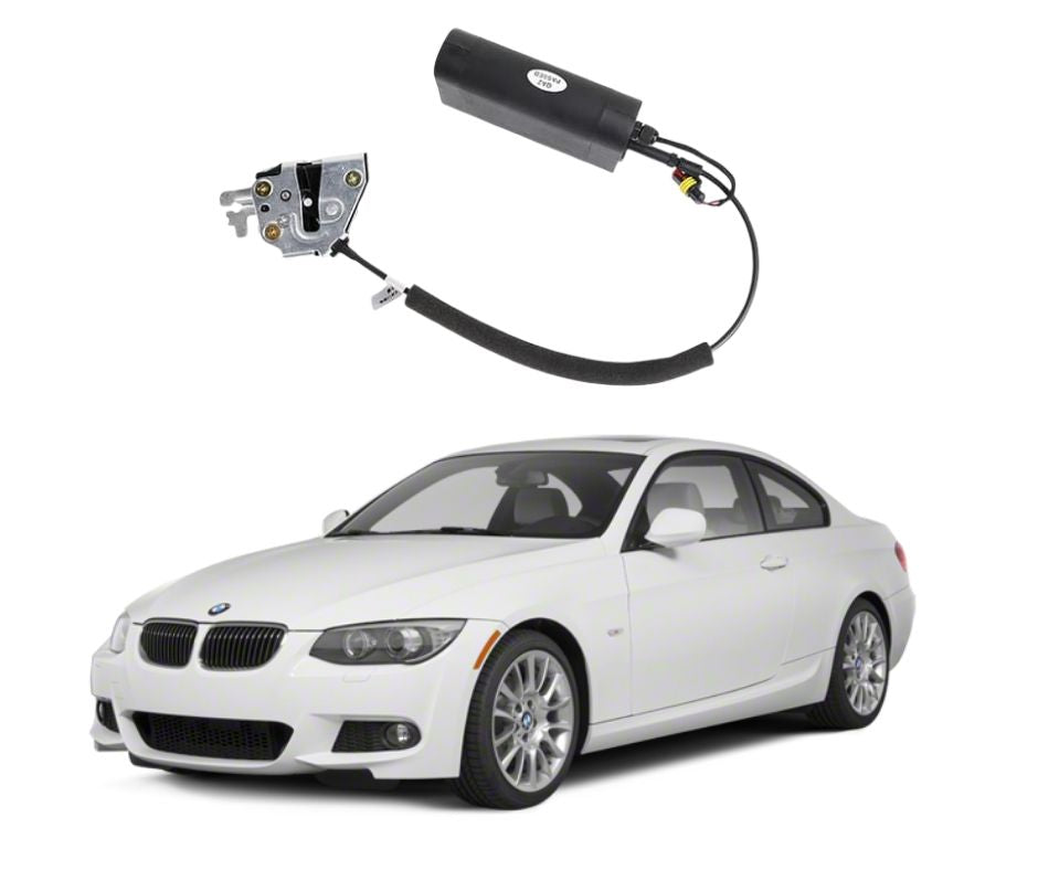 BMW E92 SOFT CLOSE DOOR