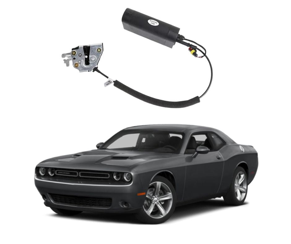 Dodge Challenger Soft Close Door
