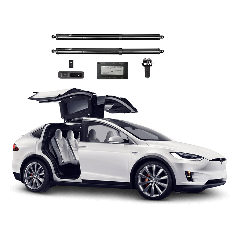 TESLA MODEL X ELECTRIC TAILGATE