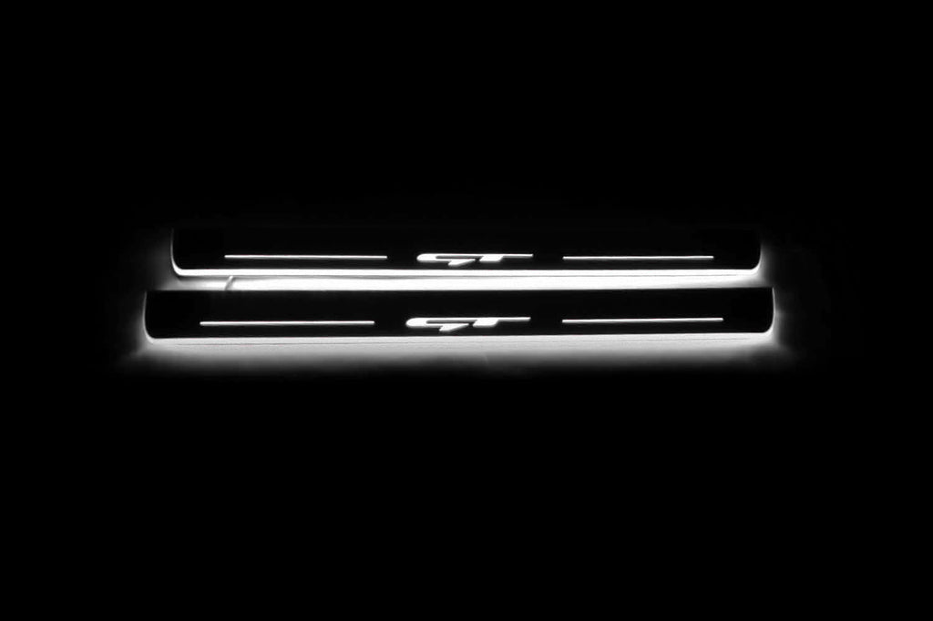 CAR DOOR SILL FOR KIA CEED 2 GEN 2012-2018