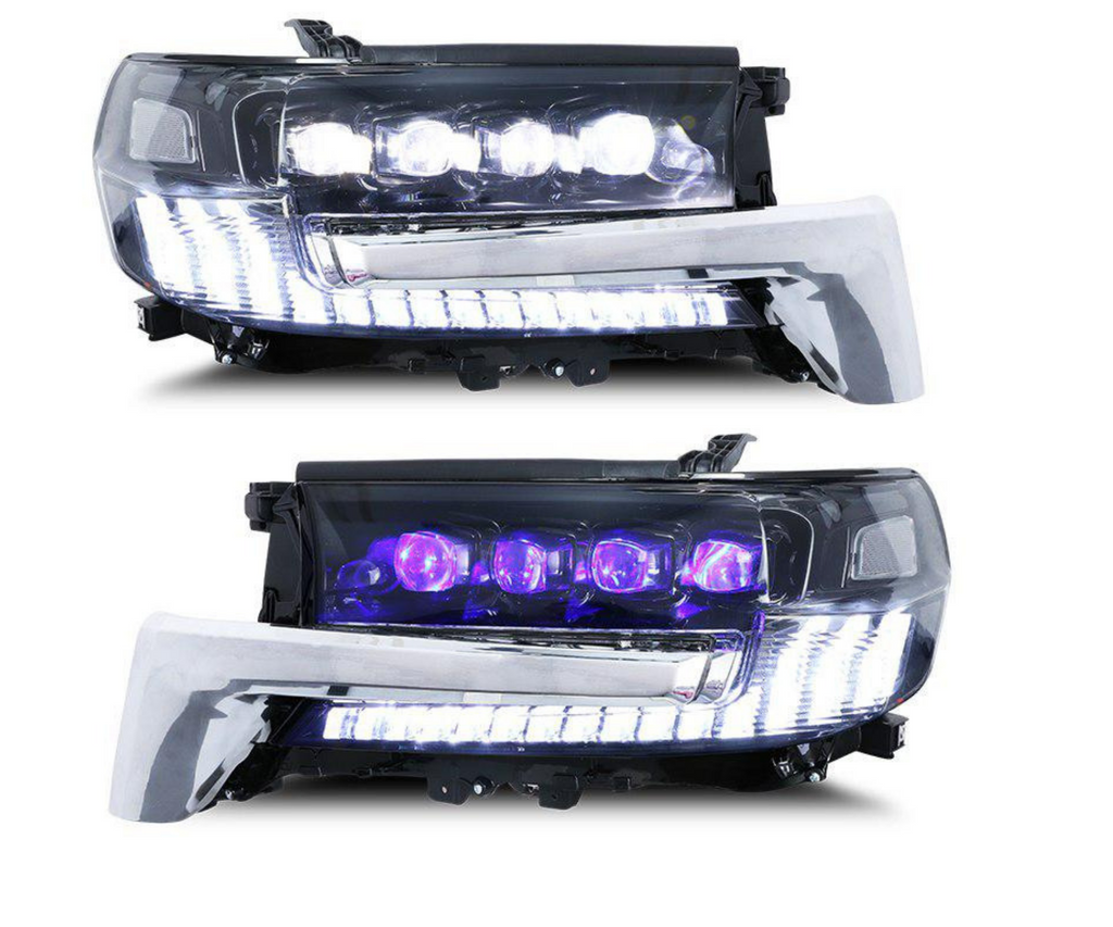 200 SERIES LAND CRUISER HEADLIGHTS