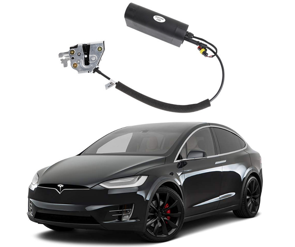TESLA MODEL X SOFT CLOSE CAR DOORS