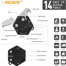 Load image into Gallery viewer, HIVE DRIVE Key Chain