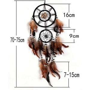 Feather Crafts Dream Catcher - New Wolves - unique & trendy stuff