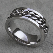 Load image into Gallery viewer, Cool Man Stainless Steel Ring boyfriend gift - New Wolves - unique & trendy stuff