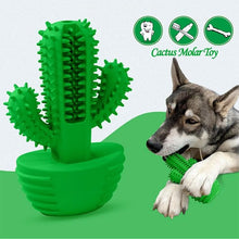 Load image into Gallery viewer, Cactus Dog Toothbrush
