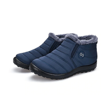 Load image into Gallery viewer, Waterproof Fur Lined Snow Boots