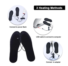 Load image into Gallery viewer, AdventurePal™ - Chargeable Heated Insoles