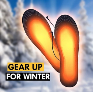 AdventurePal™ - Chargeable Heated Insoles