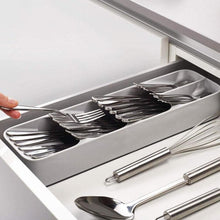 Load image into Gallery viewer, Eco-friendly compact cutlery organizer
