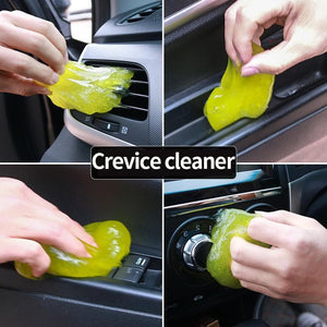 Car clean adhesive