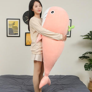 Cuddly Giant Whale