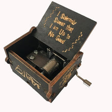 Load image into Gallery viewer, Harry Potter Hand Cranked Music Box
