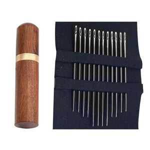 12 pcs / Self-threading Needles