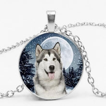 Load image into Gallery viewer, Fashion Vintage Nordic Witchcraft Wolf Chain Pendant