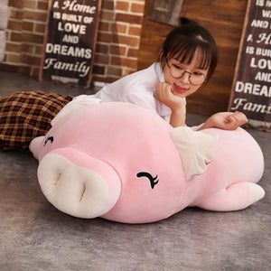 Jeju - Lovely Soft Pig Plush Doll