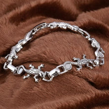 Load image into Gallery viewer, Wolf (and others animals) Stainless Steel Bracelet For Men