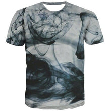 Load image into Gallery viewer, UNEY Men's Minimal Wolf T-Shirt Short Sleeve Black And White - Wide choice of designs