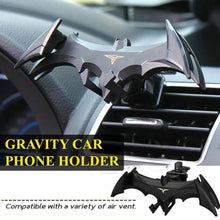 Load image into Gallery viewer, Car Air Vent Phone Mount Bat Shape Hands Auto Phone Holder Car Free Gravity Anti-Scratch Cradle Accessories