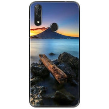 Load image into Gallery viewer, Wolf Cover Silicon Case (and Other Animals) - For ZTE Blade V10 Case Black TPU Bumper for ZTE Blade V10Vita V 10