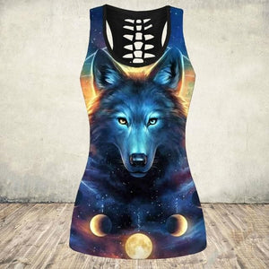 Wolf 3d Tshirt Summer - Sport And Wolf Fashion Style