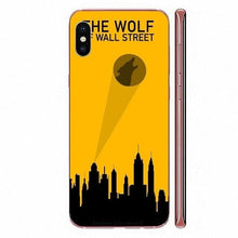 Load image into Gallery viewer, Film The Wolf Of Wall Street For Apple iPhone 11 Pro XS Max XR X 8 7 6 6S Plus 5 5S SE 4 4S Soft TPU Protective Case