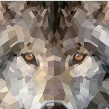 Load image into Gallery viewer, Modern Wolf Art Wall Picture - New Wolves - unique & trendy stuff