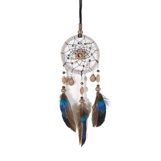 Home Wall Hanging Wind Chimes Bohemian Dreamcatcher - New Wolves - unique & trendy stuff