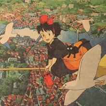 Load image into Gallery viewer, KIKI'S DELIVERY SERVICE POSTER