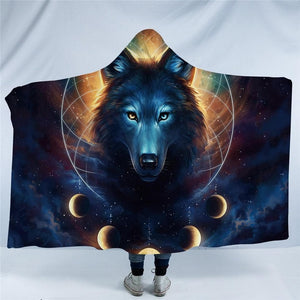 Dream Catcher by JoJoesArt Hooded Blanket - New Wolves - unique & trendy stuff