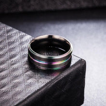Load image into Gallery viewer, 🔥New Arrival🔥 Men Women Stainless Steel Rings - New Wolves - unique & trendy stuff