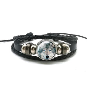 Wolf Bracelet Boyfriend Gift - New Wolves - unique & trendy stuff