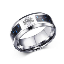Load image into Gallery viewer, MODISH TREE OF LIFE MENS RING - New Wolves - unique & trendy stuff