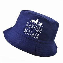 Load image into Gallery viewer, HAKUNA MATATA HAT (unisex)