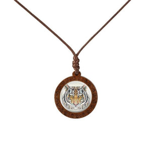 2019 New Wild Animal Wolf Necklace - New Wolves - unique & trendy stuff