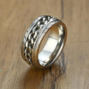 Cool Spinner  Ring - New Wolves - unique & trendy stuff
