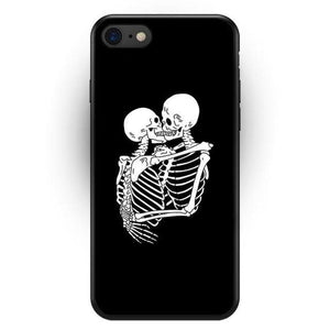 Skeleton iPhone case