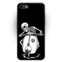 Load image into Gallery viewer, Skeleton iPhone case