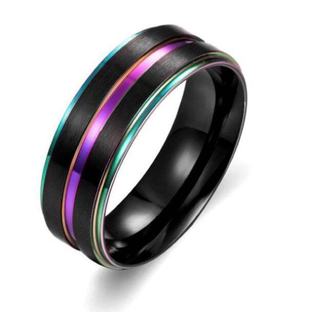 🔥New Arrival🔥 Men Women Stainless Steel Rings - New Wolves - unique & trendy stuff