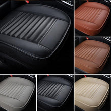 Load image into Gallery viewer, Dani Leather Charcoal Car Seat Cushion(Four Seasons Universal)(Absorbing odor)