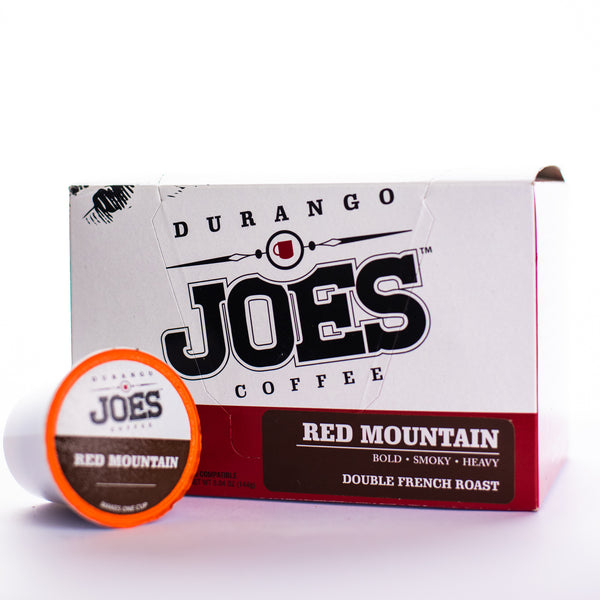 Single Serve Brew Pods | Red Mountain