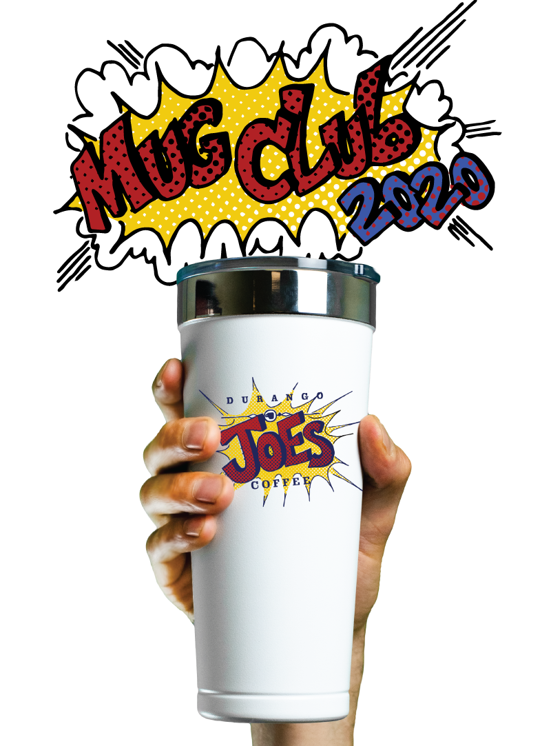 Mug Club 2020: Superhero!