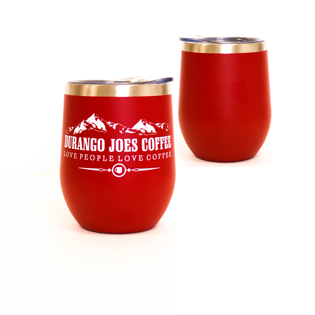 12oz Red Mountain Cece Tumbler